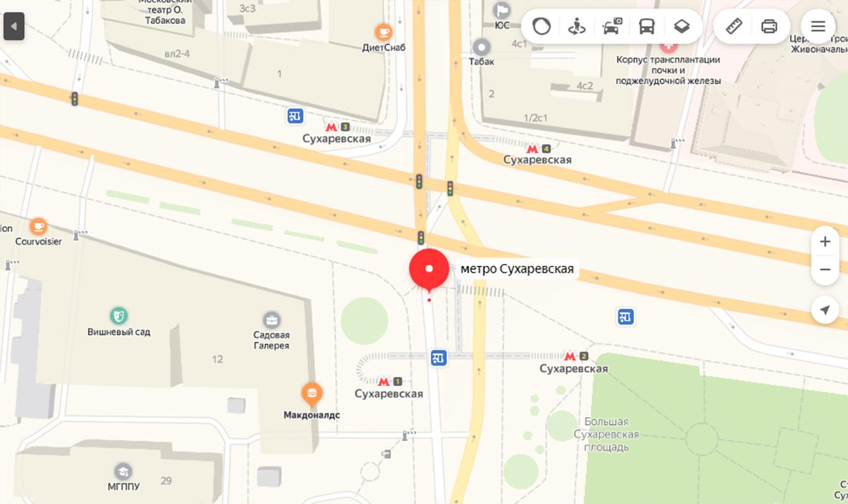 Юристы Сухаревская станция метро