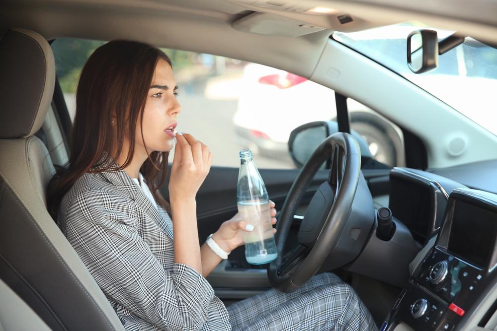 Из-за каких лекарств водитель может лишиться прав