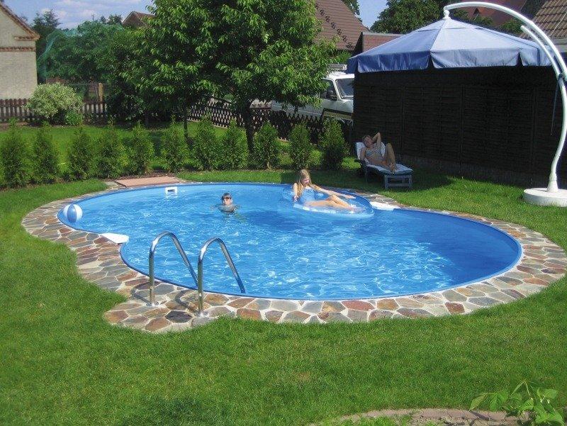 Нужно ли разрешение на строительство бассейна на дачном участке