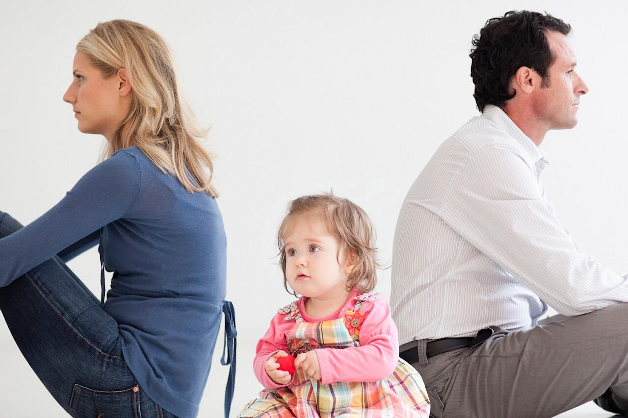 Как грамотно оформить развод, если есть дети