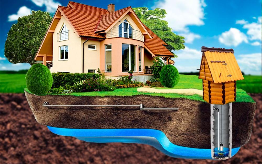 Налог на воду из скважины для частных домов