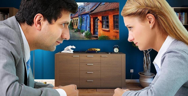 3 случая, когда при разводе можно остаться без жилья