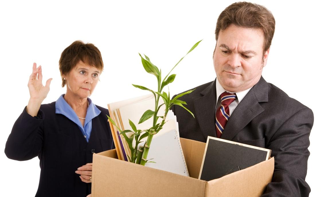 В какой срок уведомляют об увольнении в случае банкротства фирмы
