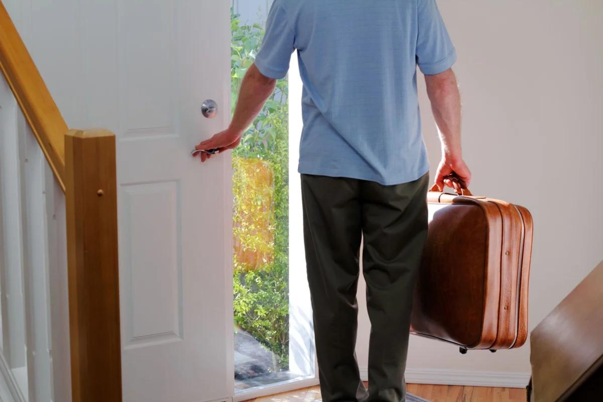 Может ли муж пользоваться квартирой после развода