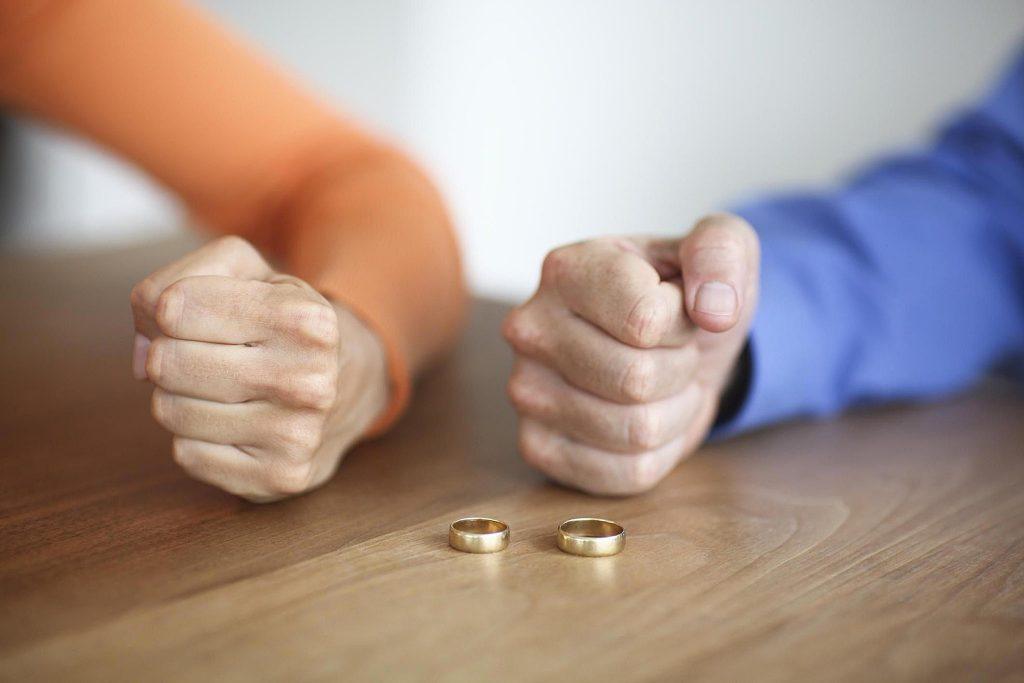 Что нельзя делить при разводе