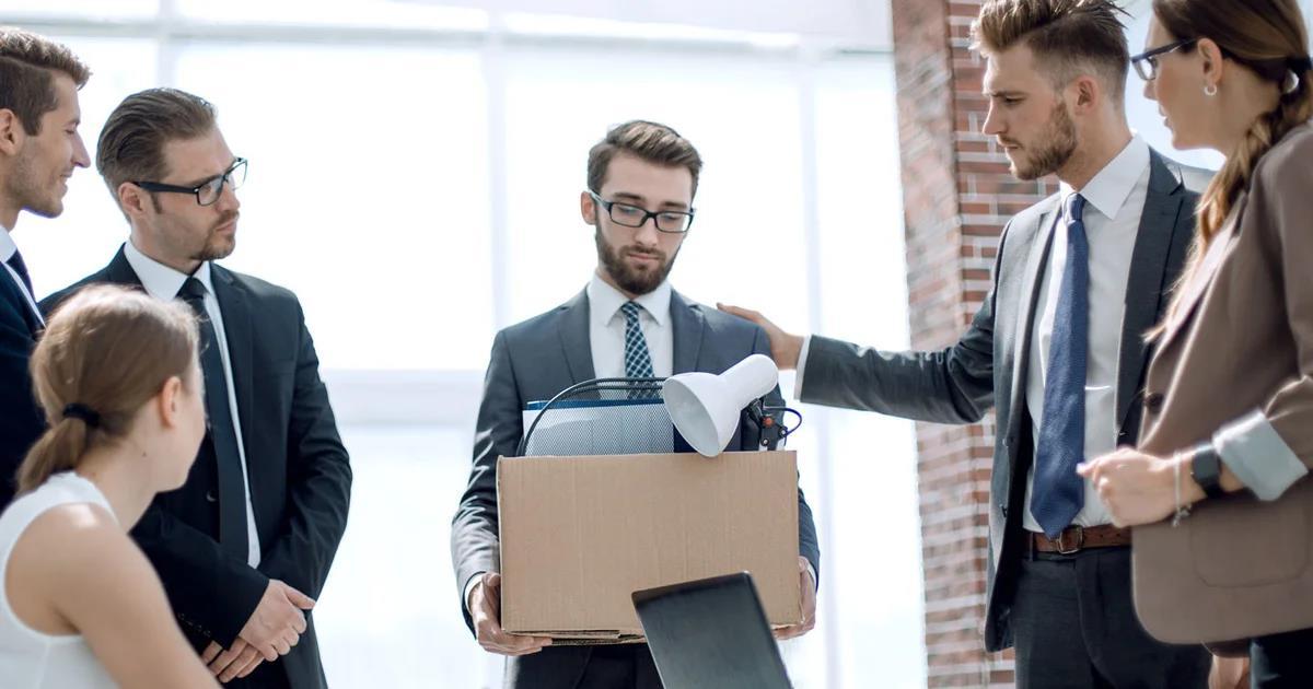 Как уволить удаленного сотрудника